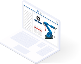 Information in spare parts catalog