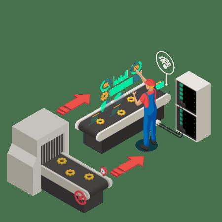 Maschine Retrofit