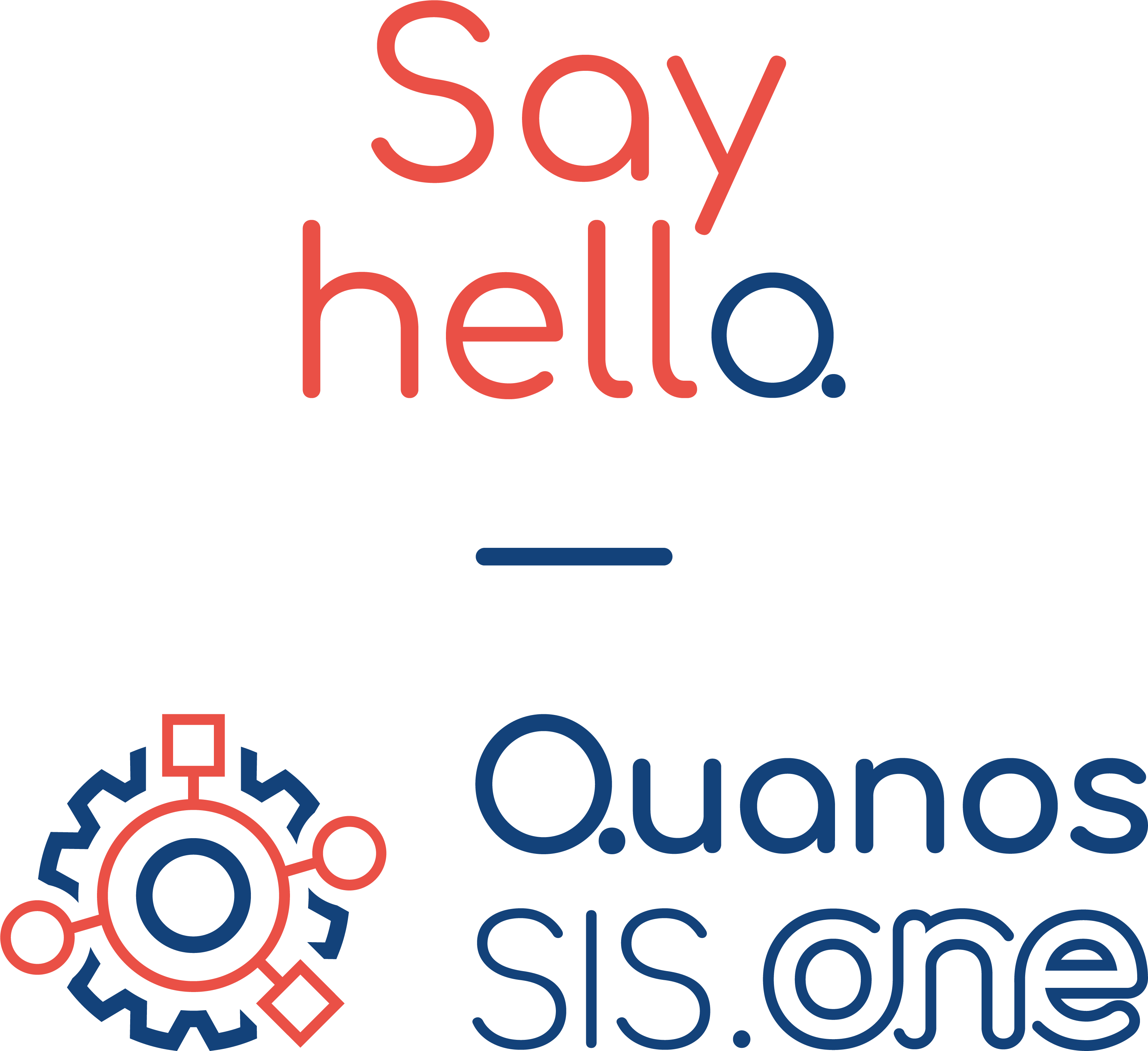 Say hello Quanos SIS.one