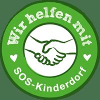 Wir helfen mit Logo