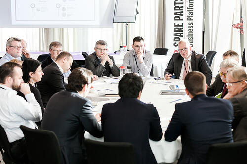 Roundtable zum Thema After Sales Service