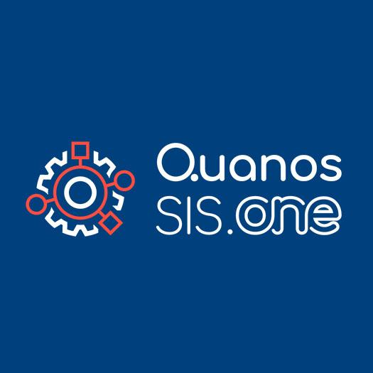 Quanos SIS.one Logo