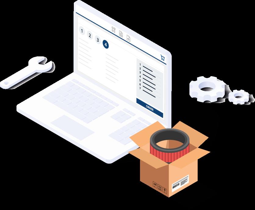 Ersatzteilgeschäft optimieren mit einem Service-Informationssystem